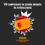 INFORMACIÓN VII CAMPEONATO DE ESPAÑA INFANTIL MÉRIDA 2021