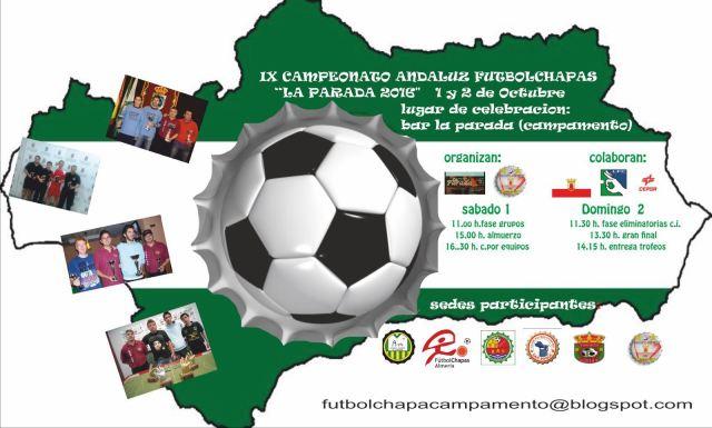 Cartel del próximo Torneo de Andalucía