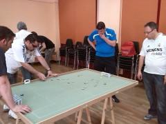 Javi Casado y Rafa Vega vs Sergio Martin y Cristobal
