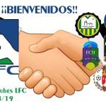 EL CORONIL, GETAFE, GUINIGUADA, HUÉRCAL Y MÁLAGA, NUEVOS CLUBES LFC