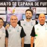 WUITO BRAVO, NUEVO PRESIDENTE DEL CLUB LFC CÁCERES