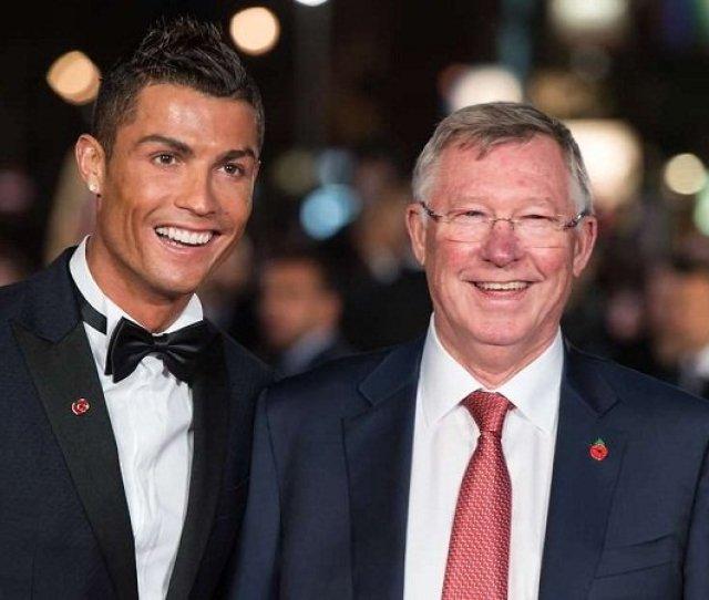 Ferguson Puji Kerja Keras Ronaldo Di Sepanjang Karirnya Liga