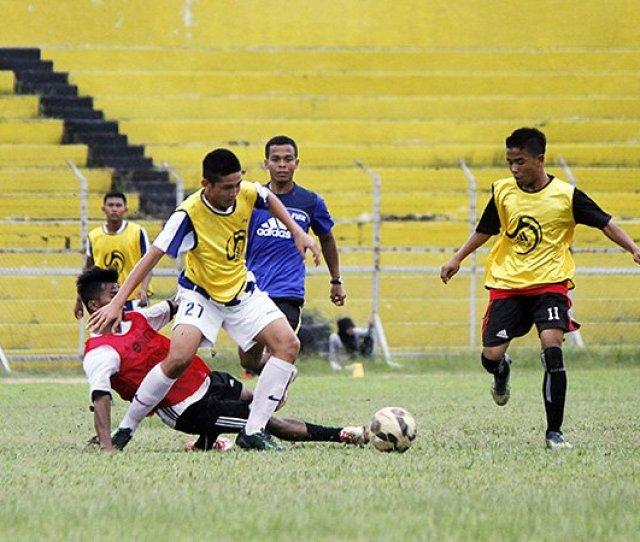 Berita Sepak Bola Nasional  Pemain Asal Jawa Barat Diselek