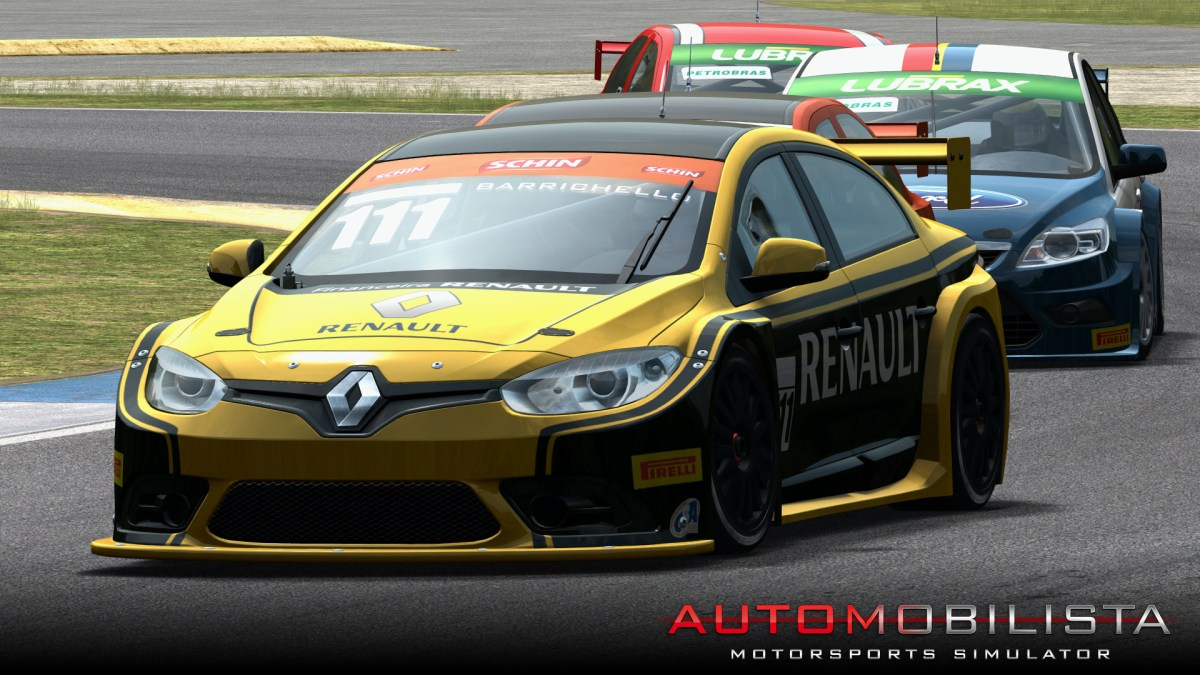 Inscrição Plataforma PC - Automobilista Stock Car V8 Junior