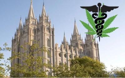 Utah Mormons vs. Medical Marijuana