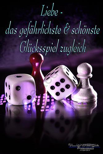 Glückspiel Liebe - Glückspiel Liebe -  -