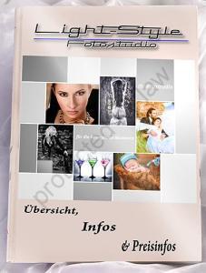 , Unsere Info-Broschüre für Euch, mit Shooting Infos, Fotostudio Light-Style`s Blog