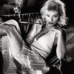 , Die Kriegerin vom Black Forrest, Fotostudio Light-Style`s Blog