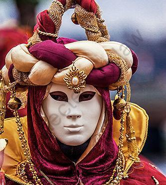 Carnevale di Venezia? – nö, in Hamburg ;-)