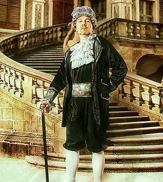 Lord Andy lädt zum Ball ;-)