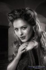 Tamara 2 - Der HOLLYWOOD -Glamour geht weiter - portraets, modelle, glamour, besondere-portraets, allgemein, alles, abseits-des-alltags - Porträts, Hollywood, Glamour, Frauen, 50th