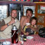 Mongolei 2003 126 - Der HOLLYWOOD -Glamour geht weiter - portraets, modelle, glamour, besondere-portraets, allgemein, abseits-des-alltags - Porträts, Hollywood, Glamour, Frauen, 50th