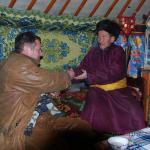 Mongolei 2003 49 - Die Toskana wartet ...... - besondere-portraets, abseits-des-alltags - Urlaub, Infos, Frauen, Die Geschichte hinter den Fotos