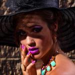 Nicola Make Up 423 Bearbeitet - Stars & Glamour of the 50th, i love it - portraets, modelle, glamour, besondere-portraets, allgemein, abseits-des-alltags - Glamour, Frauen, Die Geschichte hinter den Fotos, 50th