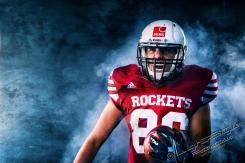 SP18F0104 170 - American Football  - Sportlerporträts - sportlerfotos, portraets, besondere-portraets, allgemein, abseits-des-alltags - Sportlerfotos, Porträts, Männer