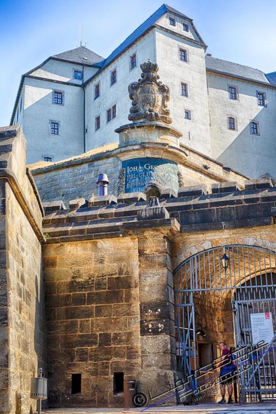 Festung Königstein 2018 24 - Festung Königstein- 2018-24 -  -