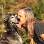 Hundeporträt outdoor 11 - Mehlstaubshooting!!!! wirklich Mehl?.... Aufpassen Explosionsgefahr - portraets, non-commercial, funstuff, besondere-portraets, allgemein - Porträts, Märchenfotos, Männer, Frauen, emfehlenswerter Tip für Kollegen, besondere Porträts