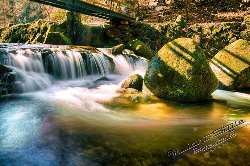Gerolsauer Wasserfälle 128 - Gerolsauer Wasserfälle-128 -  -