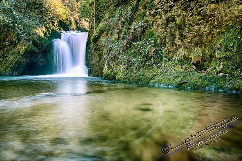 Gerolsauer Wasserfälle 178 - Gerolsauer Wasserfälle-178 -  -