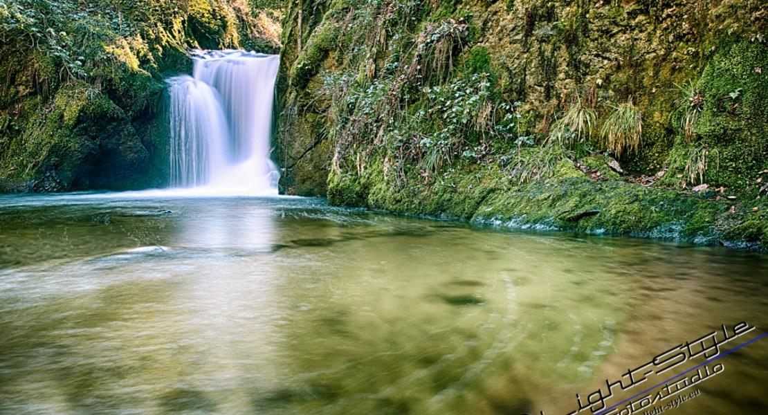 Gerolsauer Wasserfälle 178 - märchenhaftes Deutschland - ooc, non-commercial, naturfotos, natur, alles, abseits-des-alltags - Wasserfall, Naturfotos, Deutschlands schöne Seiten
