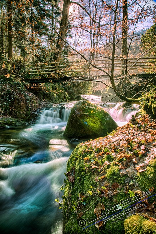 Gerolsauer Wasserfälle 83 - Gerolsauer Wasserfälle-83 -  -