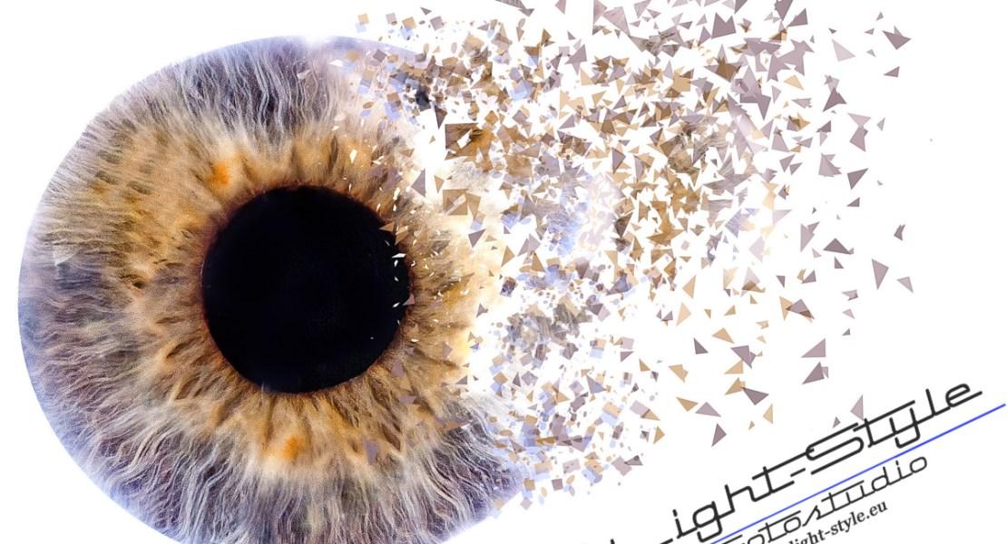 Irisfoto 9 - Euer Irisfoto - einfach geil - irisfotos, alles - Porträts, Liebe ist, Irisfoto, Geschenke, besondere Porträts