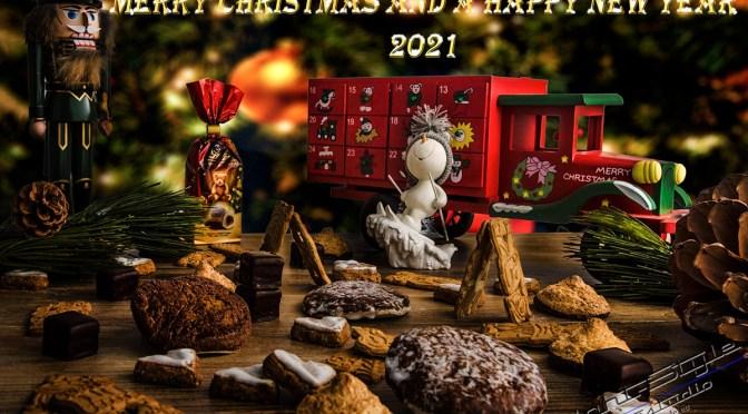 , Frohe Weihnachten & einen guten Rutsch 2020/21, Fotostudio Light-Style`s Blog