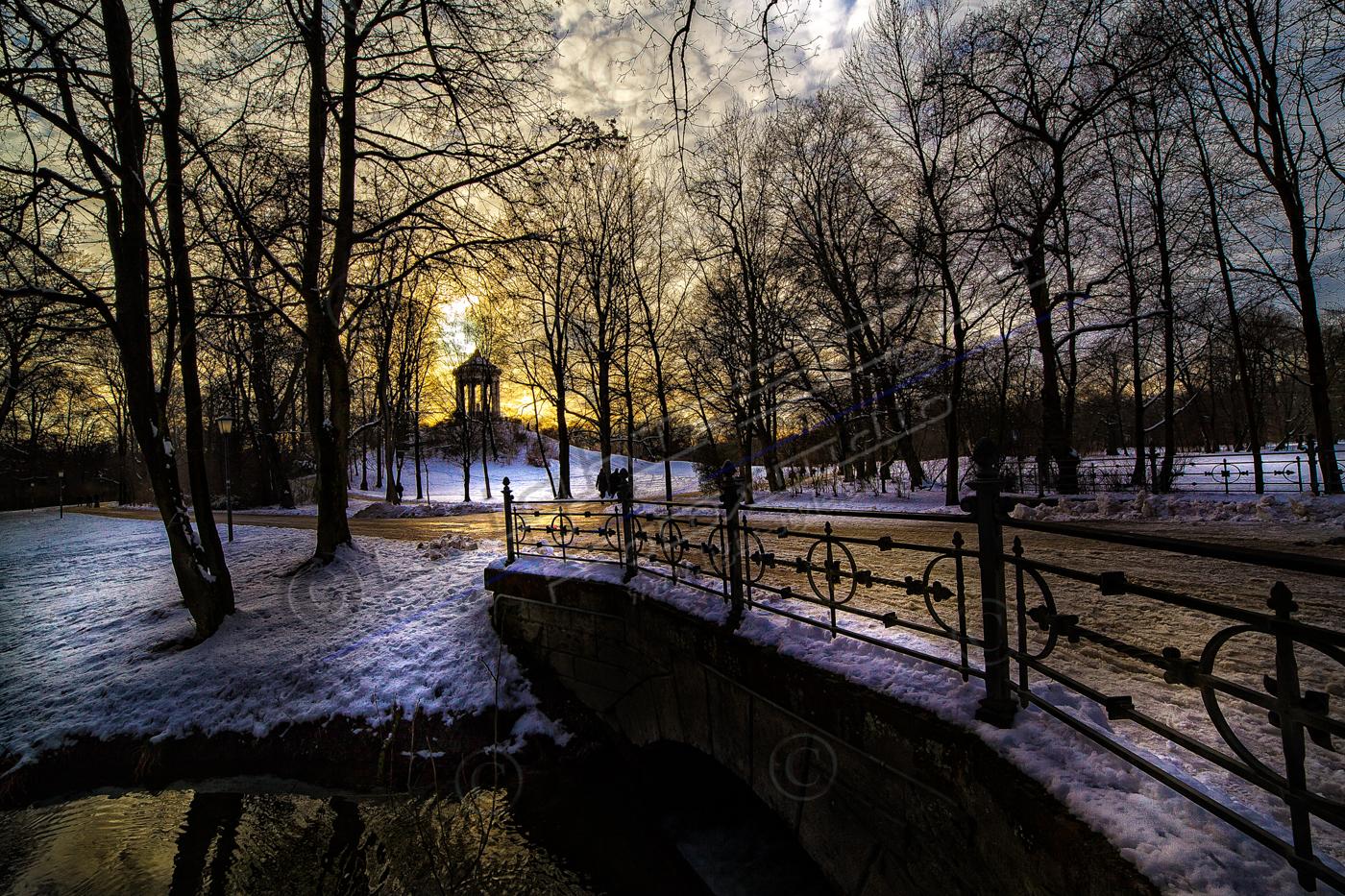 Winter Im Englischen Garten-3