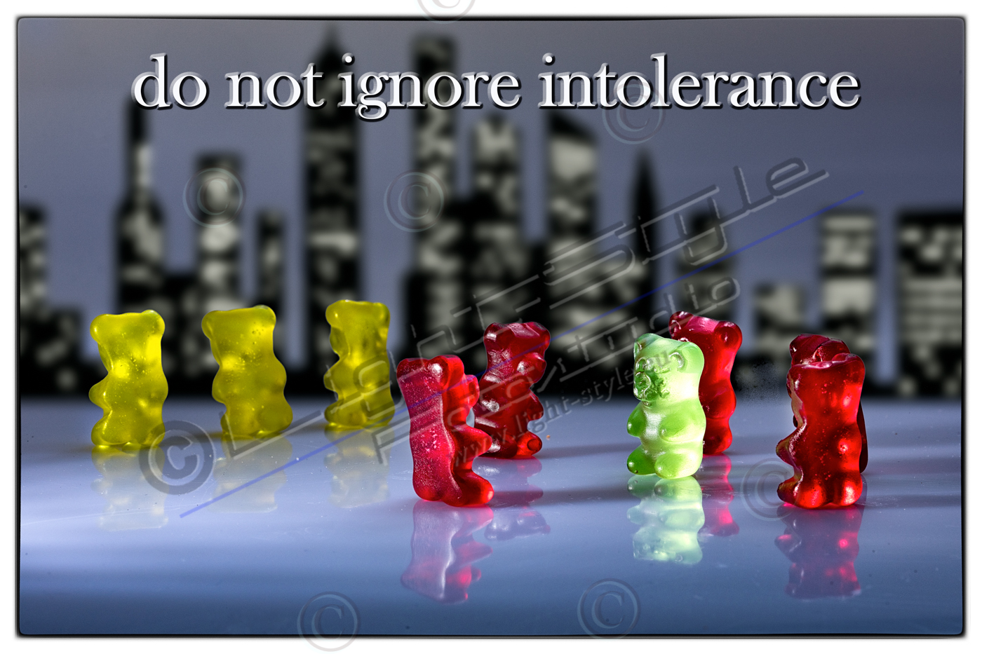 нет нетерпимости-1