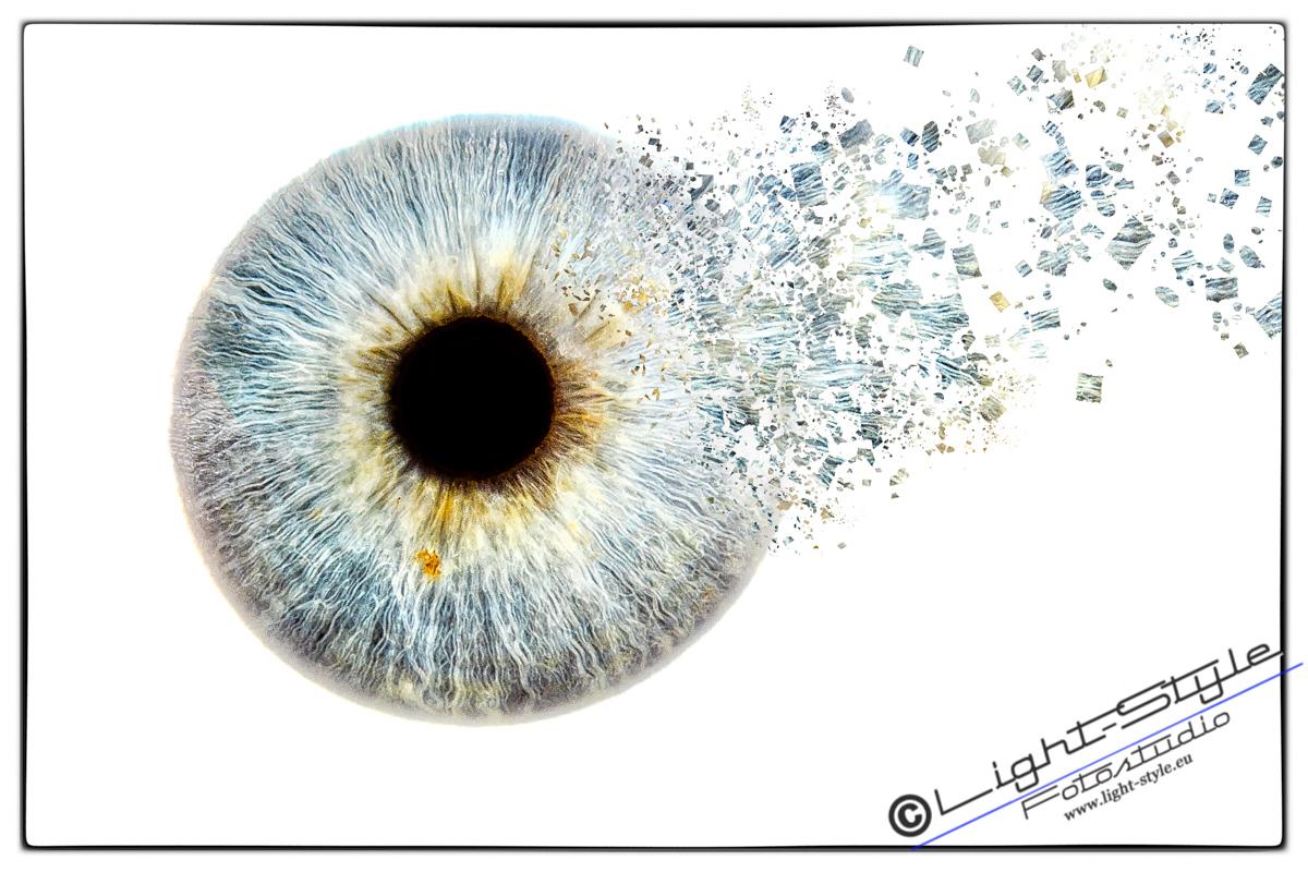 Iris-Fotos
