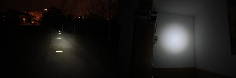 Fenix HL22 - 45 lumens