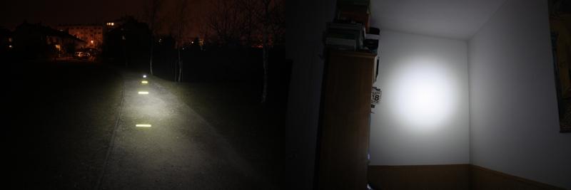Fenix HL22 - 120 lumens