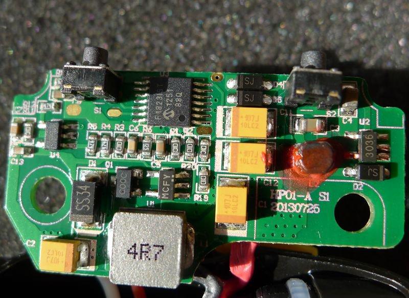 Fenix HP01 - driver side 2