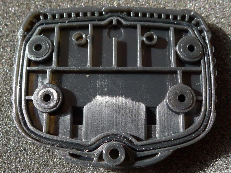 Fenix HP01 & HP05 - backplate seal