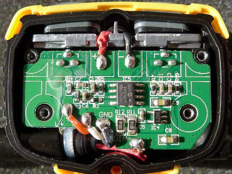 Fenix HP05 - driver side 2