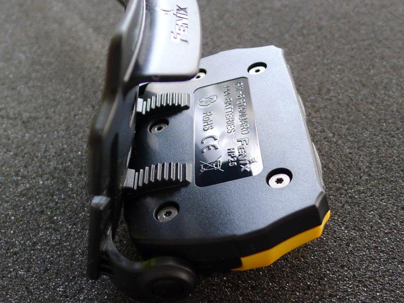 Fenix HP25 - head positioning system
