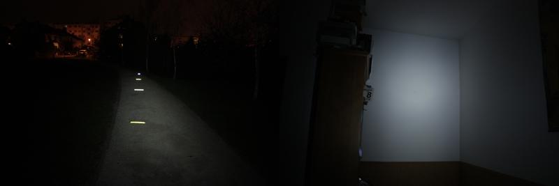 Petzl Tikka XP 2014 - 45 lumens, wide + spot