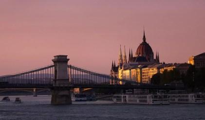Parliament, Budapest.