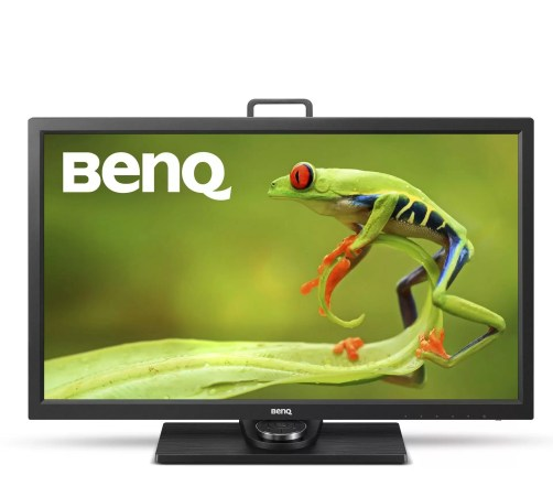 benq-sw2700pt-lowered-front-view