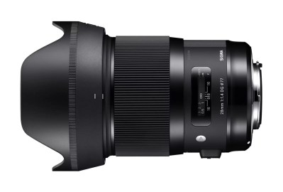 sigma-28mm-f1.4-art-series-lens-side-view