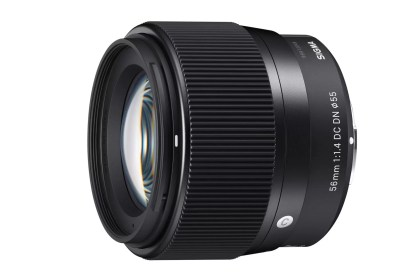 sigma-56mm-f1.4-contemporary-lens-side-angle