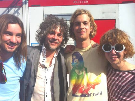Tame Impala Flaming Lips
