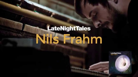 Late Night Tales by Nils Frahm