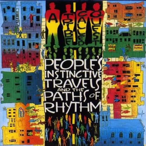 A Tribe Called Quest - Peoples Instinctive Travels and the Paths of Rhythm