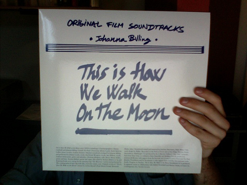 Johanna Billing - This Is How We Walk on the Moon