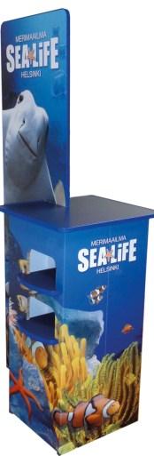 SeaLIFE Infostandi LR