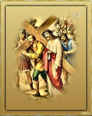 مراحل درب الصليب 5