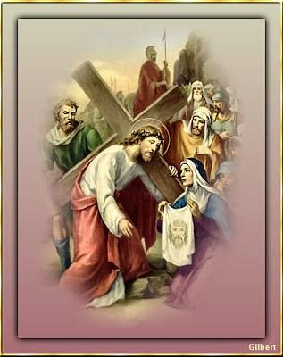 مراحل درب الصليب 6