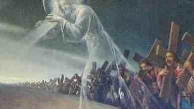 مراحل درب الصليب تتلى في زمن الصوم المقدس