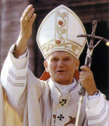 الذكرى السابعة لرحيل البابا يوحنا بولس الثاني